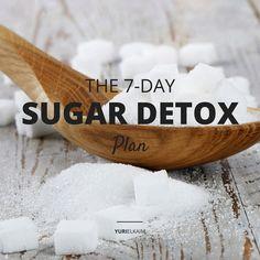 Sugar Detox Plan - Powerful 7-Day Sugar Detox Blueprint
