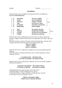 24 page worksheet packet on the spanish verb tener and its expressions from printablespanish. Black Bedroom Furniture Sets. Home Design Ideas