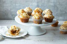 Vegan Cupcakes | Salted Caramel Cupcakes | Tesco Real Food