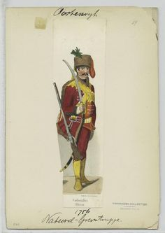 One of hundreds of thousands of free digital items from The New York Public Library. Ukraine, Disco Fashion, Seven Years' War, New York Public Library, Troops, Medieval, Fictional Characters, History, Unique