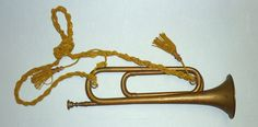 Calvary bugle, made in France,