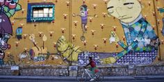 Meet A Whole New Generation Of Street Art Emerging In Athens, Greece