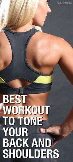 Back And Shoulders: