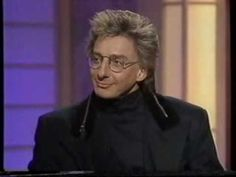 ▶ Barry Manilow on Clive Anderson show - YouTube