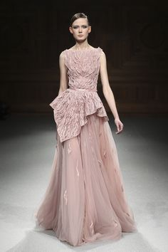 Tony Ward Couture Spring Summer 2015 Paris - NOWFASHION