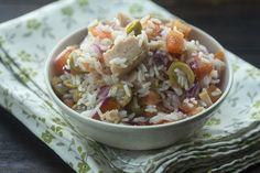 Cómo preparar ensalada de arroz con Thermomix
