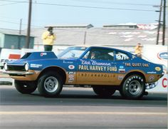 photos of dick brannan mustang drag cars | The page cannot be found