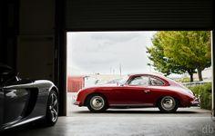 nice garage . .