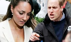 """A FURIOUS Prince William had to step in and protect Kate Middleton after the Duchess of Cambridge was """"harassed"""" on the day of her birthday, a documentary reveals. Prince William Girlfriends, Prince William And Kate, William Kate, Prince Phillip, Prince Harry And Meghan, Kate Middleton Pregnant, Kate Middleton News, Kate Middleton Young, Duchess Kate"""