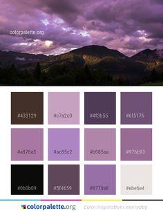 Color psychology meaning of Exterior Paint Colors For House, Paint Colors For Home, Colour Pallete, Colour Schemes, Color Combinations, Color Palettes, Colours That Go Together, Color Psychology, Psychology Facts