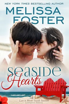 Feature – Seaside Hearts by Melissa Foster
