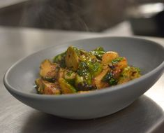 Josiah Citrin's Roasted Brussels Sprouts Recipe