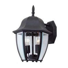 quoizel newbury 14 high bronze medium outdoor wall light lights