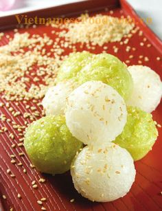 Steam Rice Cakes Recipe (Banh Bo)