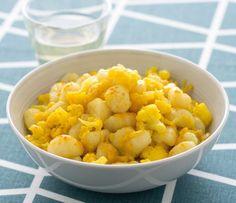 gnocchi di grano saraceno con pomodoro fresco, zucchine e fiori di ... - Rivista Cucina Naturale