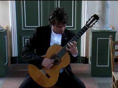 Enno Voorhorst plays Chaconne by Händel part 1