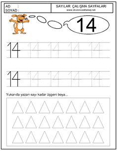 14 sayısı okul öncesi çalışmaları - Google'da Ara