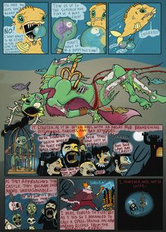 Ten Deadly Tasks - Page 32 - Ten Deadly Tasks Comic Books, Artists, Comics, Cover, Illustration, Inspiration, Biblical Inspiration, Illustrations, Cartoons