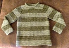 Wow, this sweater was crocheted in just 4 days! A Sweater in Four Days - Inside Interweave Crochet - Blogs - Crochet Me