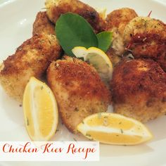 For our anniversary/V-Day dinner, I'm making this Chicken Kiev Recipe ...