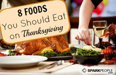 Fill Your Plate with These Healthy & Nutritious Thanksgiving Foods | via @SparkPeople #holiday #nutrition #diet #recipe