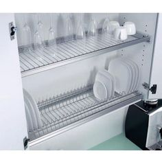 Discontinued--That's too bad!!  Vauth-Sagel Plate Rack Set with Free Shipping | KitchenSource.com