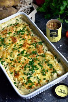 Polish Recipes, Polish Food, Healthy Dishes, Dory, Lasagna, Mashed Potatoes, Chili, Food And Drink, Cooking