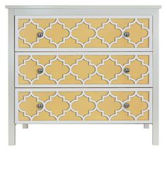O'verlays Jasmine Kit for Ikea Koppang 3 Drawer Chest. A classic in home decor that works with any style of decorating. An easy diy furniture makeover.