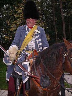Bavarian horse grenadier 1704
