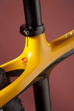 Niner Air 9 Carbon Hardtail MTB - Canary Yellow