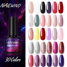 Neon Gel Polish, Gel Uv Nails, Gel Polish Colors, Gel Nail Art, Nail Swag, Nail Plate, Manicure Set, Soak Off Gel, Uv Led