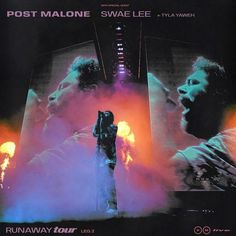 Post Malone Lyrics, Post Malone Quotes, Photo Wall Collage, Picture Wall, Post Malone Tour, Post Malone Wallpaper, Love Post, Music Aesthetic, Aesthetic Pictures