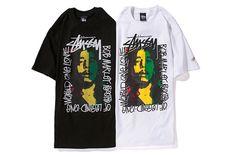 Stussy x Bob Marley