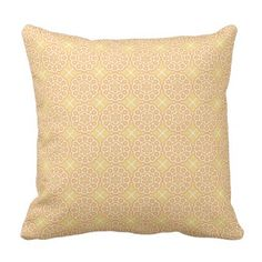 Gray Moroccan Design - Modern Home Decor Throw Pillow - beauty gifts stylish beautiful cool Modern Throw Pillows, Decorative Throw Pillows, Moroccan Design, Beauty Style, Modern Design, Blanched Almonds, Cool Stuff, Stylish, Gifts