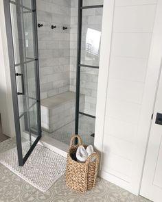 63 Trendy Bathroom Remodel With Window Interior Design Zen Bathroom, Master Bathroom, Bathroom Ideas, Shower Ideas, Bathroom Inspo, Bathroom Designs, Bathroom Remodeling, Master Shower Tile, Gray Shower Tile