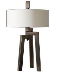 Mondovi Modern Table Lamp | Uttermost | Home Gallery Stores
