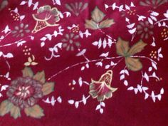 Fabric Painting Designs for Salwar Suits and Churidars