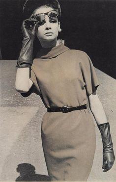 Jean Shrimpton <3 1962