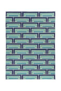 Paddington Wool Area Rug - Multi