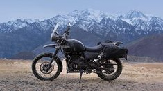 The Royal Enfield Himalayan is only heading to India. Royal Enfield has officially launched 'The Himalayan' but say the bike is intended purely for the Indian market – for now! Releasing details of the bike [. Royal Enfield Bullet, Enfield Motorcycle, Motorcycle Style, Scrambler Motorcycle, Motorcycle Garage, Tracker Motorcycle, Hd Motorcycles, Motorcycle Shop, Motorcycle Travel