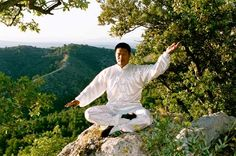 qi gong: as well as yoga, meditation, tai chi are all great at helping to restore balance.