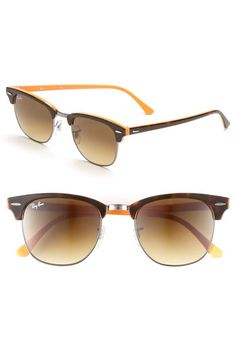 Ray-ban Fashion And Cheap Ray Ban Sunglasses Brown Frame Is Loved By More And More People! #Rayban #rayban #RayBanSunglasses While They just sale $12.99 on our store