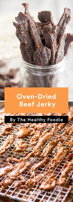 Camping snacks beef jerky ideas for 2019 Lunch Snacks, Camping Snacks, Yummy Snacks, Snack Recipes, Car Snacks, Healthy Snacks To Make, Vegetarian Snacks, Eat Healthy, Healthy Travel Snacks