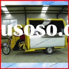 Hot China Mobile Food Carts for Sale