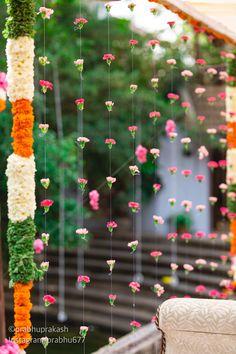 Flowers In Your Wedding Decor — Wedding Venues in Bangalore Wedding Backdrop Design, Desi Wedding Decor, Wedding Hall Decorations, Marriage Decoration, Wedding Mandap, Backdrop Decorations, Flower Decorations, Wedding Venues, Diwali Decorations