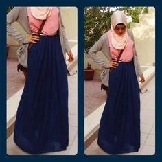 Hijab Muslimah Fashion Pinterest Hijab Casual