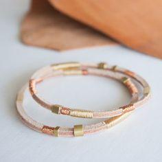 so pretty.  bracelets
