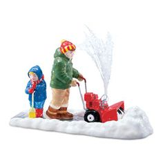 "Department 56: Products - ""Let It Snow, Let It Snow"" - View Accessories"