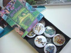 Harry Potter Match-Box