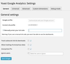 How To Add Google Analytics Tracking Inside Your WordPress Site